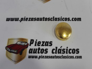 Tapón Bloque Motor Seat 600