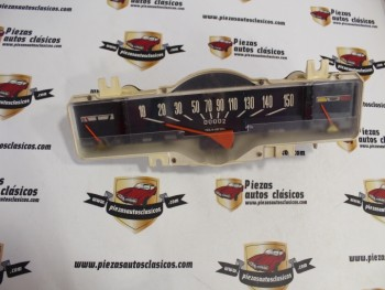 Cuadro Cuentakilómetros con portalámparas Veglia Simca 900 y 1000