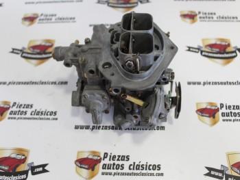 Carburador Weber 32 DIR 75/100 Renault 5 Alpine Turbo, 12... Reconstruido (intercambio)