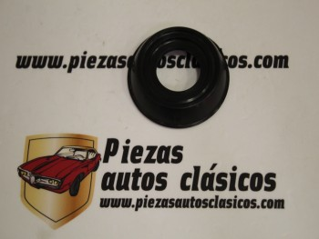 Roseta embellecedor elevalunas Seat 600, 124, 127 negro Mod. 2 (52x22)
