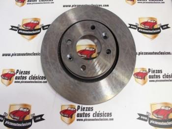 Disco de Freno Renault 21 2.1 Diésel y 2.1 Turbo D (244x20,5) Ventilado Original Ref: 7700758901
