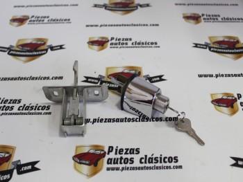 Juego Cerradura Tapa Motor Simca 900, 1000 y GT