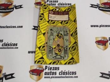 Juego Solo Juntas Carburador Weber 30 DIC Adaptable A Seat 850 Especial, 133 y Panda 35 Ref: 30003-00