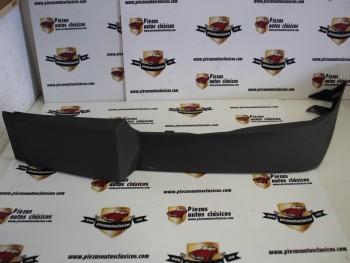 Spoiler izquierdo paragolpes delantero Renault 18 turbo Ref: 7700677638