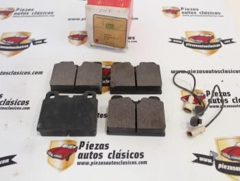 Juego Pastillas De Freno Delanteras Sistema Lucas Talbot Horizón Desde el 81 Ref:507509