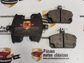 Juego Pastillas De Freno Delanteras Renault 5 Alpine / Alpine Turbo, 12 y 18
