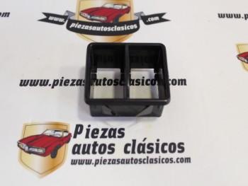 Marco Doble Interruptores Salpicadero Seat 127, 124, 131, 132 ....