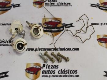 Juego Portalámparas y Accesorios Piloto Trasero Derecho Chrysler 180
