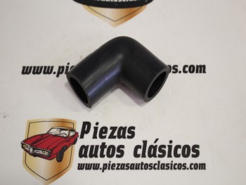 Manguito respiradero gases Seat 124, 131 y 132 (motores biarbol)