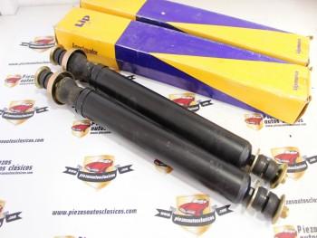 Par De Amortiguadores Traseros Lip Renault 12, 15, 17 Ref:127005