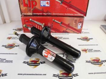 Par De Amortiguadores Delanteros Lip Ford Escort III / IV y Orión II Ref:129049