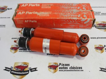 Par De Amortiguadores Delanteros Simca 1000 y 900 AP Parts 1013
