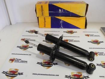 Par De Amortiguadores Traseros Lip Volkswagen Golf I, Jetta I /II, Scirocco...  Ref:127276