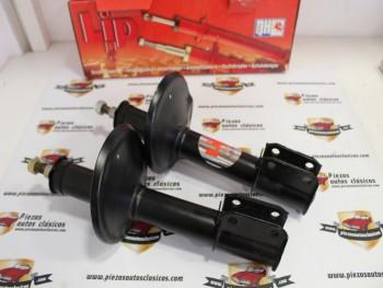 Par De Amortiguadores Delanteros Lip Renault Super 5 Ref:129037/7702144597