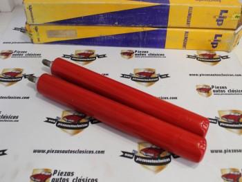 Par De Amortiguadores Delanteros Lip Renault 14 Ref:129018