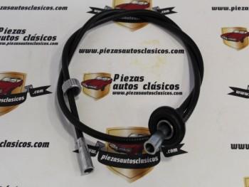 Cable De Cuentakilómetros Seat 124 - 1430 Especial Ref:801585 1123mm