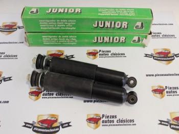 Par De Amortiguadores Traseros Renault 8 Hasta el 67 Ref:Junior 132