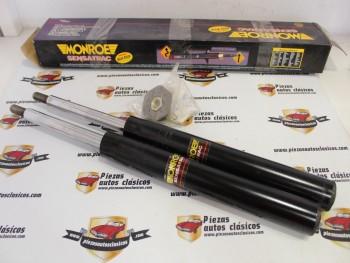 Par De Amortiguadores Delanteros Monroe Opel Vectra A y Calibra A Ref:S3402 ( falta un soporte ,ver fotos)