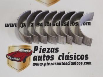 Juego Casquillos Biela STD Simca 1000 (Motor 349-350) 1200 y Talbot 150, Solara.....
