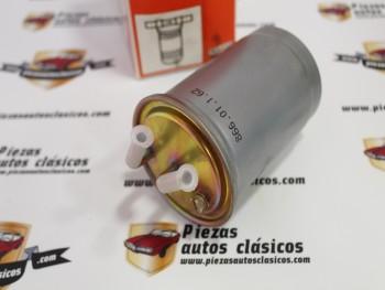 Filtro de combustible EFG316  Ford Fiesta 1.8 D/TD, Ford Oriòn III 1.8 D/TD, Mondeo I/II 1.8TD, Ford Escort VI 1.8TD, Escort VII 1.8 D/TD