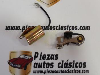 Juego De Platinos + Condensador Opel , Vauxhall y Volvo Ref:40406113