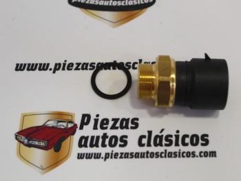 Termocontacto Ventilador 95º-90º/105º-100º Rosca:22x1,5 Opel Omega B y Kadett E