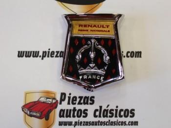 Anagrama Capó Delantero Renault Dauphine , Gordini y Ondine