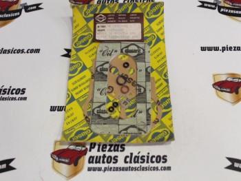 Juego Solo Juntas Carburador Weber 32/34 DMS Seat 124 Sport, 131, 132, Supermirafiori Ref: K31103