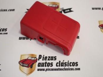 Tapa protector batería positivo Renault Megane II, Scénic II Ref: 8200166664