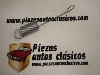 Muelle pedal de acelerador Renault 9, 11, 19 Ref: 7700723201
