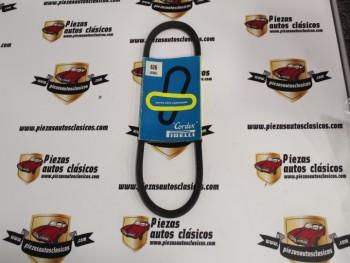 Correa 10x675 Seat 600, Renault 4, 5... Pirelli Premium 626. (Antiguo Stock)