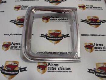 Cerquillo Bisel Faro Derecho Renault 6 2ª Serie Gris Claro Ref: 7700568907