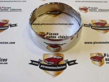 Cerquillo De Faro Cromado Largo Alcance Renault Alpine A110 Ref:6000001259
