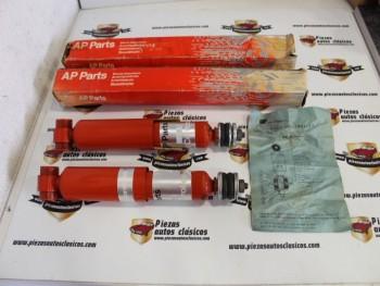 Par De Amortiguadores Delanteros Seat 850 AP Parts 2001