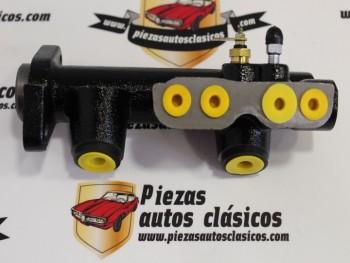 Bomba De Frenos Doble Circuito Renault 4 y 5 19,05mm Ref: 7700678528 / 7701349152