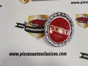 Anagrama Capó Seat Licencia Fiat (redondo 72mm)