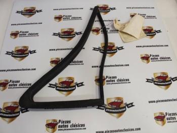 Goma Cristal Fijo Puerta Trasera Derecha Renault 9 Ref: 7704000822