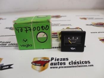 Reloj Presión De Aceite Veglia 40770000 / XO-394.064.10