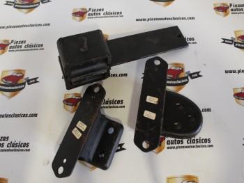 Kit soportes de motor Simca 1200