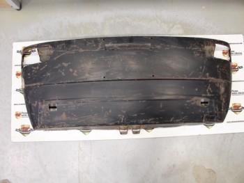 Panel trasero Seat 127 1ª Serie
