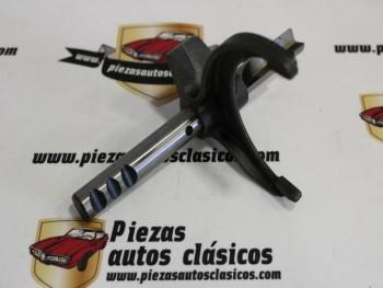 Horquilla Cambio + Eje 3ª y 4ª Velocidad Renault 4 Desde 1983 Ref: 7700704801