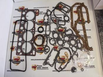 Juego de juntas motor completo Renault 8 y 10 689
