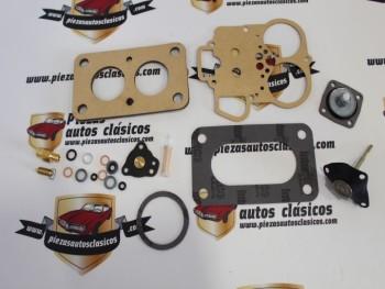 Kit Reparación Carburador Weber 32 DARA 40 Renault 18 GTX y Fuego