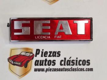 Anagrama Delantero Seat 133 (Licencia Fiat)