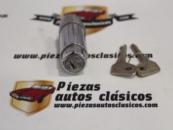 Cerradura Maletero Seat 124 Sport 1600
