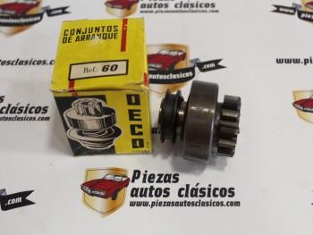 Piñón De Arranque Femsa Motores Perkins 4.108 , Furgón y Microbús Avia 1250 Desde 1974/5 Ref: 24894-4 / Deco 60