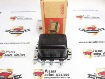 Regulador De Dinamo Bosch Mercedes-Benz Heckflosse ( W110 ) ... Ref: 0190309002