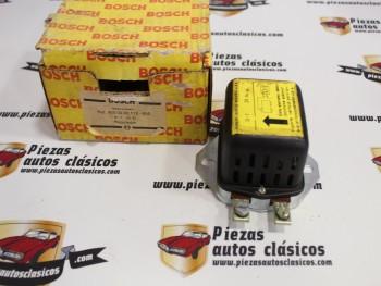 Regulador De Dinamo Bosch D-1 Motores Mercedes y Barreiros Ref: 4550202112