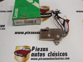 Regulador De Alternador Lucas UCB610 / 21223052 Renault 9, 11, 14, 18...