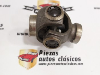 Nudo Cardan Renault 4CV, Dauphine, Gordini y Ondine, Estria Gruesa 10/10 Ref: 0981205500